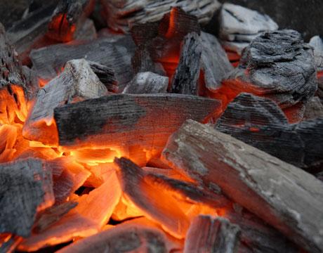 Древесный уголь в самогоноварении